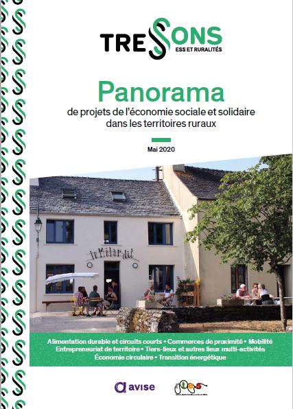 Projet Tressons - Panorama ESS milieu rural 2020