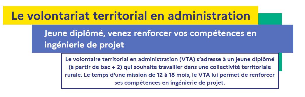 VTA - volontariat